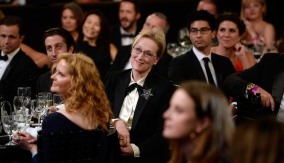 Meryl Streep at the 2015 British Academy Britannia Awards ceremony