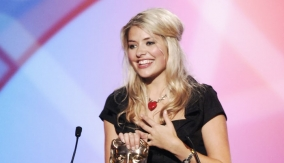 Winner Holly Willoughby
