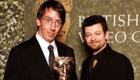 Will Wright & Andy Serkis