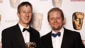 With presenter Jon Culshaw