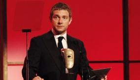 Martin Freeman presents