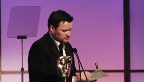 Presenter Ian Puleston-Davies