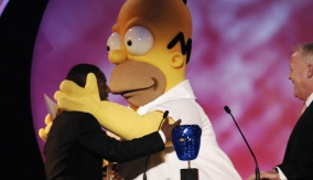Homer Simpson accepts