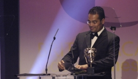 Krishnan Guru-Murthy presents