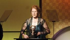 Actress Geraldine James