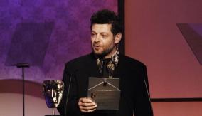 Presenter Andy Serkis