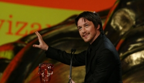 James McAvoy presents