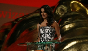 Presented by Penélope Cruz