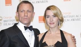 Daniel Craig & Kate Winslet