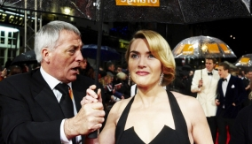 Kate Winslet on the Red Carpet