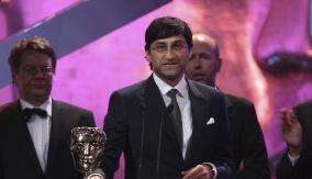 Asif Kapadia Accepts the BAFTA for Documentary for Senna