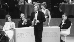 Winner Bob Godfrey