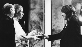 Winner Alan Parker
