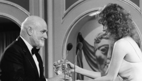 John Schlesinger accepts