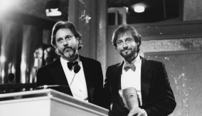 David Puttnam and Roland Joffe