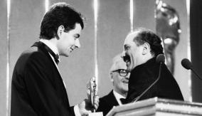 Rowan Atkinson presents