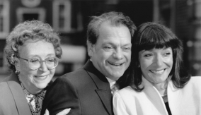 W/ David Jason & Jane Lapotaire