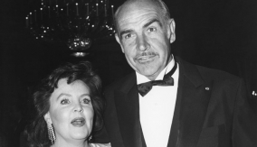 With nominee Sean Connery