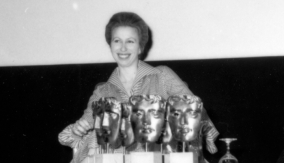 Princess Anne at the 1982 ceremony