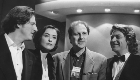 The presenters in 1994