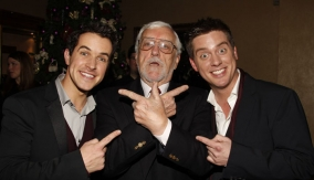Cribbins with Dick and Dom