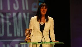 Presenter Angelica Huston