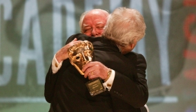 Attenborough and John Barry