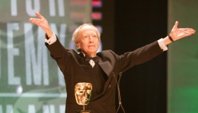John Barry thanks the Academy