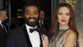 Chiwetel Ejiofor on the Red Carpet