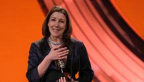 Jacqueline Durran at the Podium