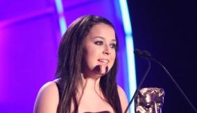 Presenter Dani Harmer