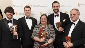 The winners with Dan Rigby