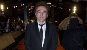 Danny Boyle on the Red Carpet