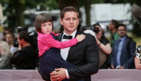 Allen Leech and Fifi Hart