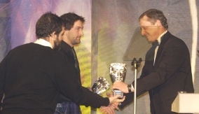 The Special Award is presented