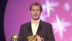 Actor Ben Price presents