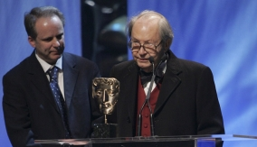 Voice actor Peter Sallis