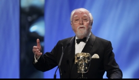 Richard Attenborough presents