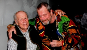 Harryhausen & Terry Gilliam