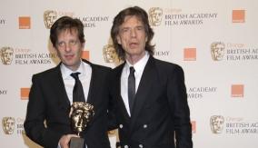 Christian Colson & Mick Jagger