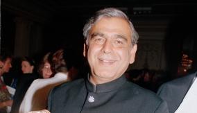 Producer Ismail Merchant