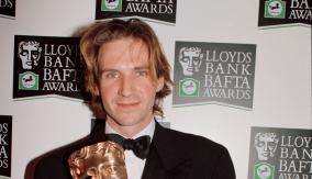Actor Ralph Fiennes