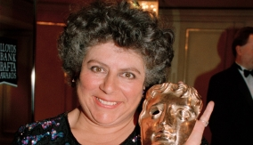 Winner Miriam Margolyes