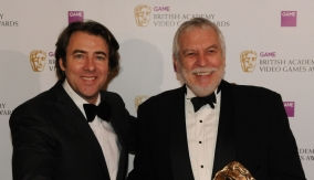 Jonathan Ross &amp; Nolan Bushnell