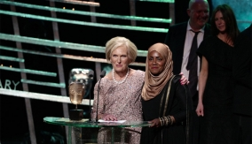 Mary Berry and Nadiya Hussain