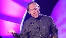 Henry Selick at the Podium