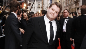 James Corden on the Red Carpet