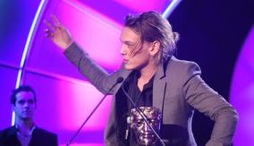 Presenter Jamie Campbell Bower