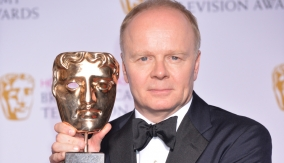 Jason Watkins backstage