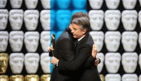 Steve Coogan embraces Jeff Pope